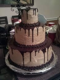 chocolate cake pie with sparkles