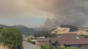 Fire Evacuations Nz by Christchurch Wild Fires Amazing Scenes Youtube
