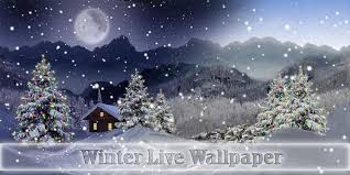 winter snow lwp free android apps on play