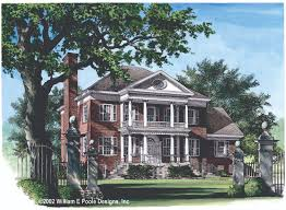 plantation house plans plan 32471wp majestic 5 bedroom southern house plan southern