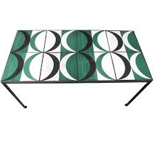 modern side table modern coffee table side table with original gio ponti tiles