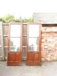 wooden patio doors ebay