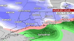 Dma Map Wintry Mess Coming To Connecticut