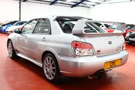 convertible subaru impreza used 2007 subaru impreza sti wrx sti type uk for sale in greater