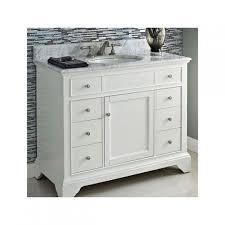 fairmont designs bathroom vanities fairmont designs 1502 v42 framingham polar white bathroom vanity 42