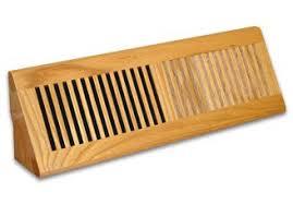 wood grilles