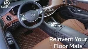 lexus brand floor mats autopreme reinvent your floor mats by the autopreme team