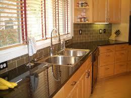 Furniture Backsplash Tiles For Kitchen by Kitchen Subway Tile Normabudden Com