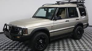 vintage land rover discovery 2003 land rover discovery youtube
