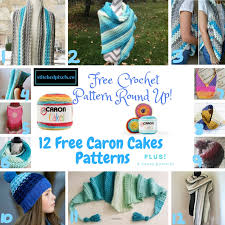 caron cakes pattern round up u2013 stitched pixels