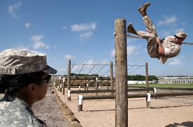 Obstacle Marine Corps Obstacle Course The Daily Texan
