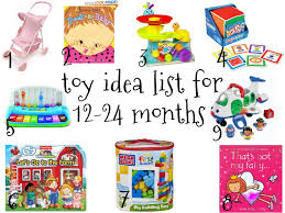 gift of the month ideas favorites and things gift ideas for 12 24 month children