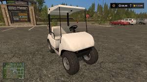 golf cart v1 ls17 farming simulator 2015 15 mod