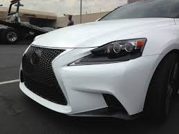 2015 lexus isf white plasti dipped ultra white fsport page 2 clublexus lexus