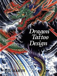 dragon tattoo design don ed hardy hardcover 0945367317