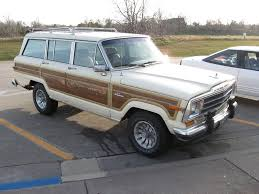 jeep amc coal 1986 jeep grand wagoneer u2013 last of the independents