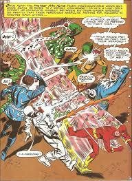 Dc Comics Map 10 Essential Barry Allen Flash Stories