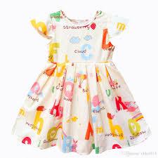 2017 kseniya kids baby girls clothes baby summer princess