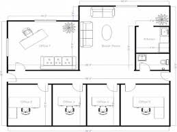 Home Office Layout by Interior Office Floor Plan Layout Intended For Gratifying Bank
