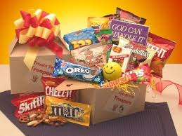 Austin Gift Baskets God Can Handle It Treats Care Package Various Gift Baskets