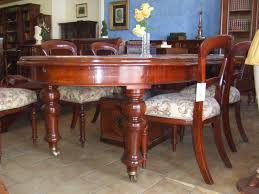 Dining Tables For 12 Fancy And Sturdy Mahogany Dining Table For Big Meal With Everyone