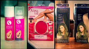 hair extensions as seen on tv do spray silk secret extensions work like on tv