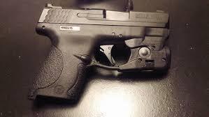 m p shield laser light combo s w m p shield 9mm w stream light tlr 6 guns