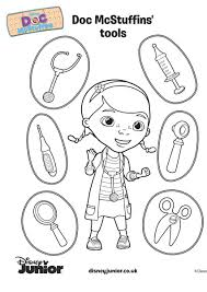 Printable Disney Halloween Coloring Pages Doc Mcstuffins Halloween Coloring Pages U2013 Festival Collections