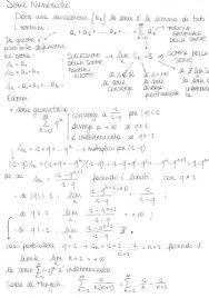 dispense analisi 1 analisi matematica i appunti