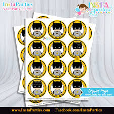 labels for party favors batman favor tags printable batman party favors tag birthday file