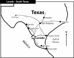 Map Of Mexico And Texas by Texas A U0026m International University