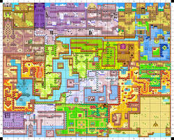 World Time Map Video Game Maps Neogaf