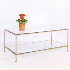 Shelf Designs Furniture Glass And Gold Coffee Table Ideas Gold Side Tables