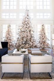 best 25 flocked trees ideas on white