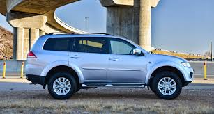 mitsubishi pajero sport gets more power latest news surf4cars