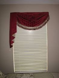 Window Swags And Valances Patterns Basic Pleated Single Swag With Jabots M U0027fay Patterns Wt Swags