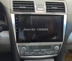 lexus es300h mirrorlink 10 2 inch 1024 600 android 6 0 car dvd gps for toyota camry 2007