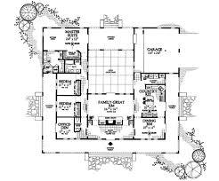 mediterranean style house plan 3 beds 2 5 baths 2539 sq ft plan