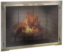 fireplace doors design specialties legend rectangle custom made