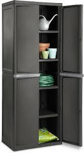 horizontal kitchen storage cabinets outdoor storage cabinet plastic horizontal shed shelves garden