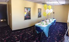 party room for rent classic cinemas shows