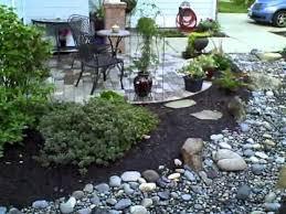landscape inspiration no lawn landscape woody u0027s custom landscaping in portland for no