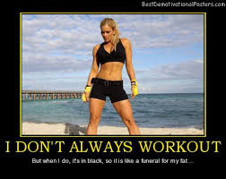 Gym Clothes Meme - black women do workout motival fitness posters workout black