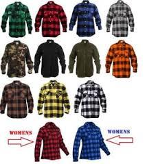 Flannel Shirts Flannel Shirts Heavyweight Brawny Buffalo Plaid Flannel