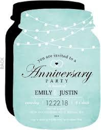 40th anniversary invitations cheap anniversary invitations invite shop