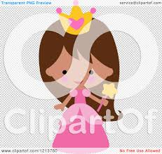 free halloween clip art transparent background cartoon of a cute in a pink princess halloween costume