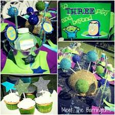 Buzz Lightyear Centerpieces by Disney Toy Story Woody Buzz Light Year Loot By Mybdpcreations