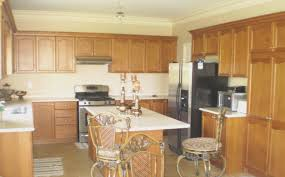 kitchen best paint color for kitchen with dark cabinets