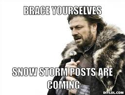 Winter Storm Meme - 21 blizzard memes to keep you laughing through winter storm jonas