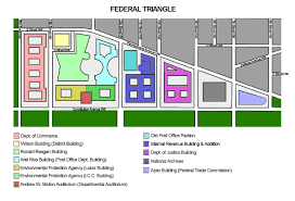 federal triangle wikipedia